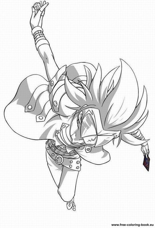 bakugan battle brawlers coloring pages - photo#46