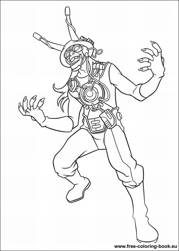 coloring pages ben 10 page 1 printable coloring pages online
