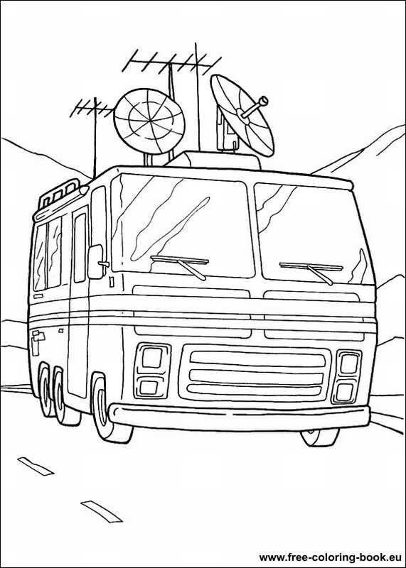 Coloring pages Ben 10 - page 2 - Printable Coloring Pages Online