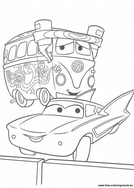 Coloring pages Cars Disney Pixar - Page 1 - Printable ...