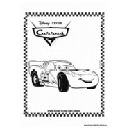 Coloring Pages Cars Disney Pixar Page 1 Printable Coloring Pages Online