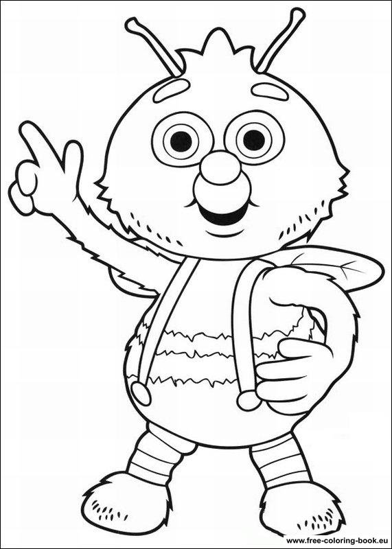 fifi coloring pages - photo#8
