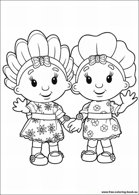 fifi coloring pages - photo#21
