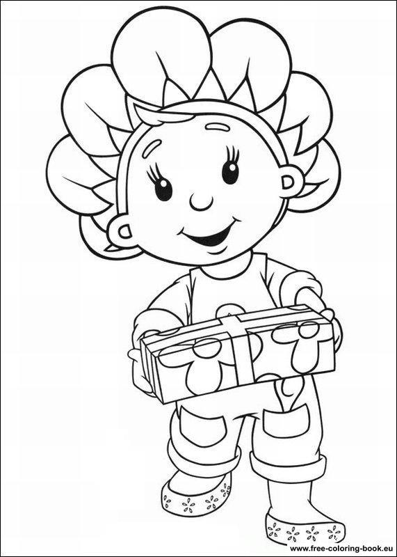 mooshka tots coloring pages - photo#37