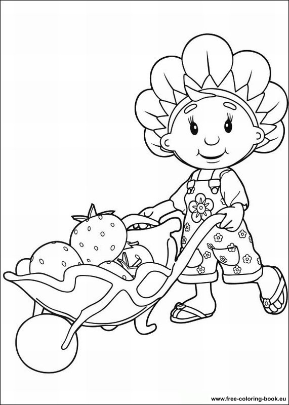 fifi coloring pages - photo#2