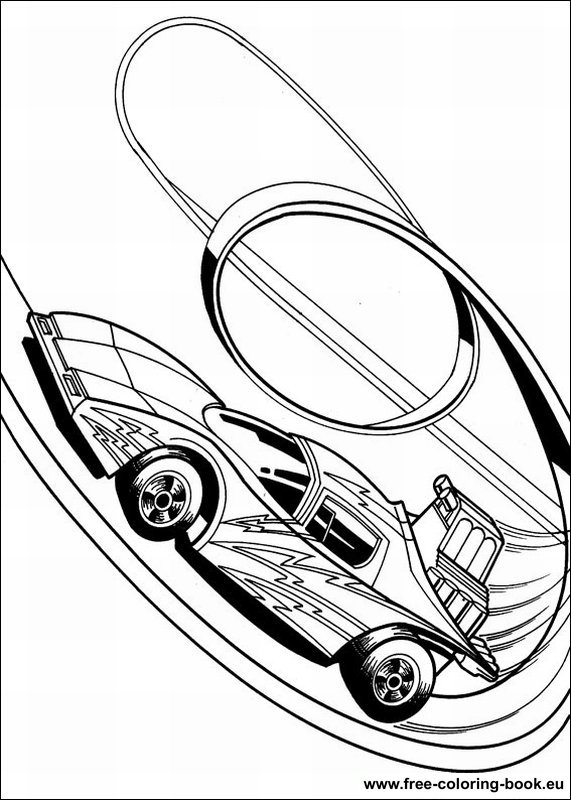 Coloring pages hot wheels page 1 printable coloring for Wheel coloring page
