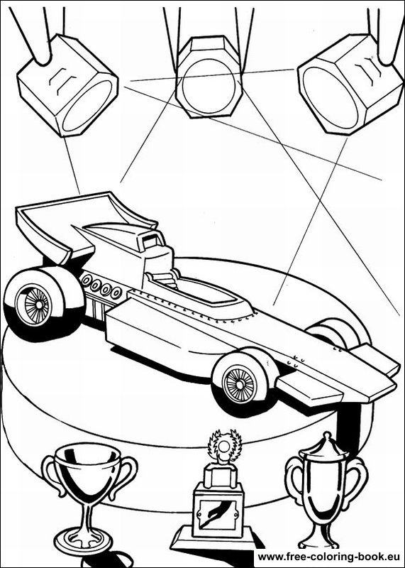 Free lego hotwheels coloring pages for Hot wheels battle force 5 coloring pages