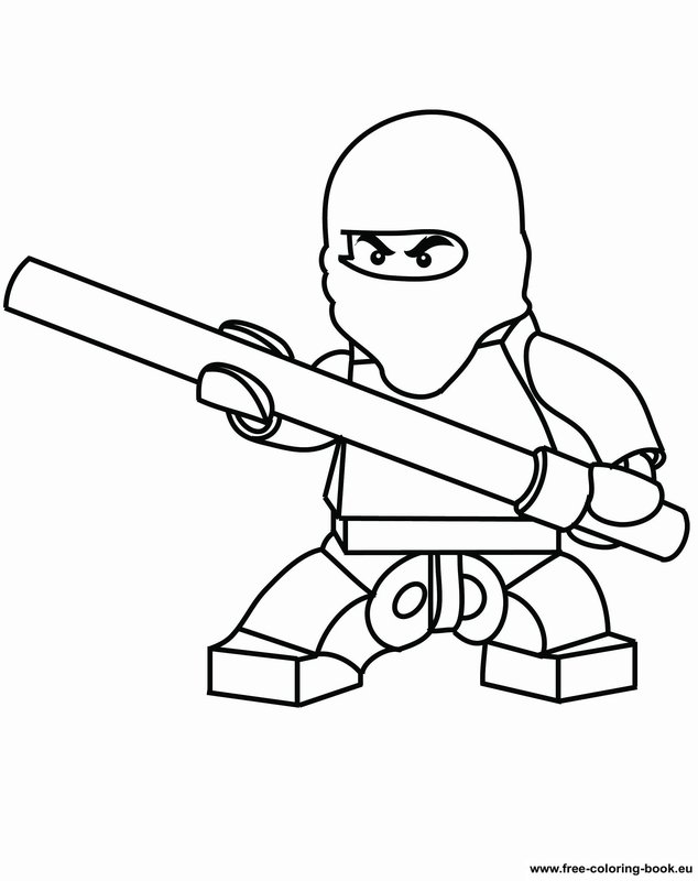Printable Lego Colouring Pictures : Coloring pages lego ninjago printable