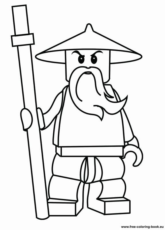 Free Coloring Pages Of All Lego Ninjago Lego Free Coloring Pages
