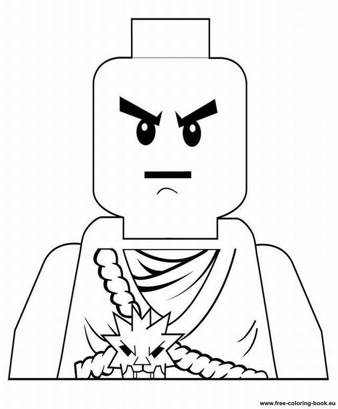 zane ninjago coloring pages - photo#40