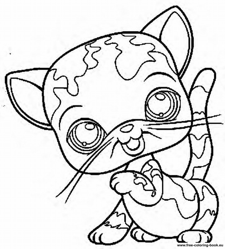 lps coloring pages dachshund | Lps Coloring Book Coloring Pages