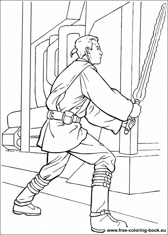 Coloring Pages Star Wars