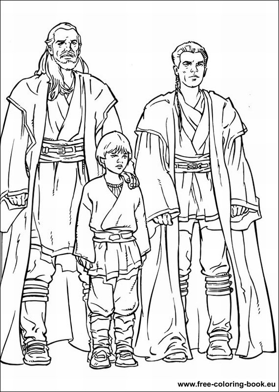 free coloring pages and star wars | Coloring pages Star Wars - Page 2 - Printable Coloring ...