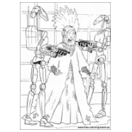 coloring pages star wars - page 2