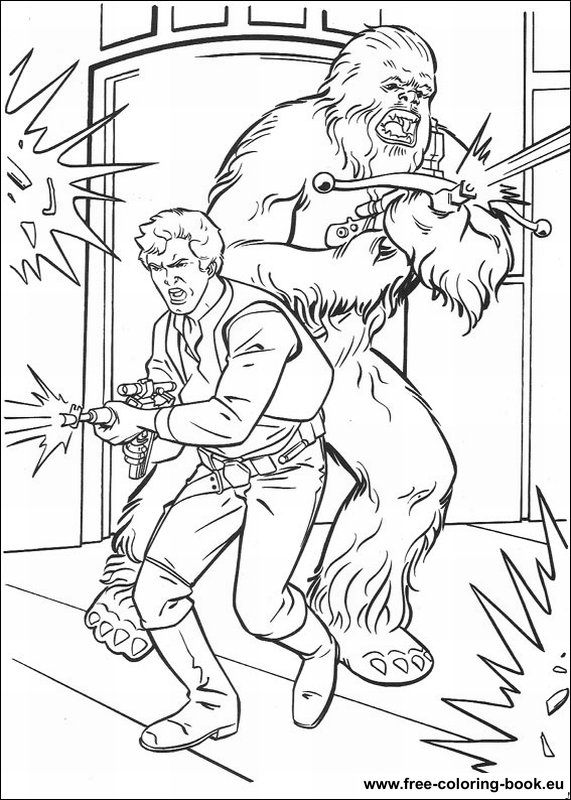Coloring pages star wars page 3 printable coloring for Printable star wars coloring pages