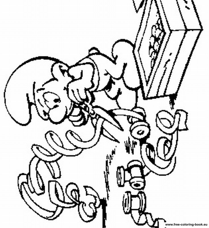 Coloring Pages The Smurfs Page 2 Printable Coloring The Smurfs 2 Coloring Pages