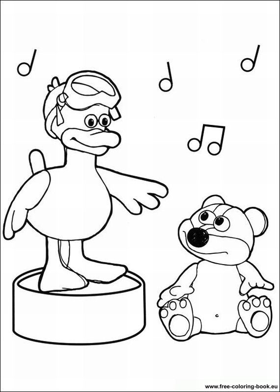Coloring Pages Timmy Time Page 1 Printable Coloring