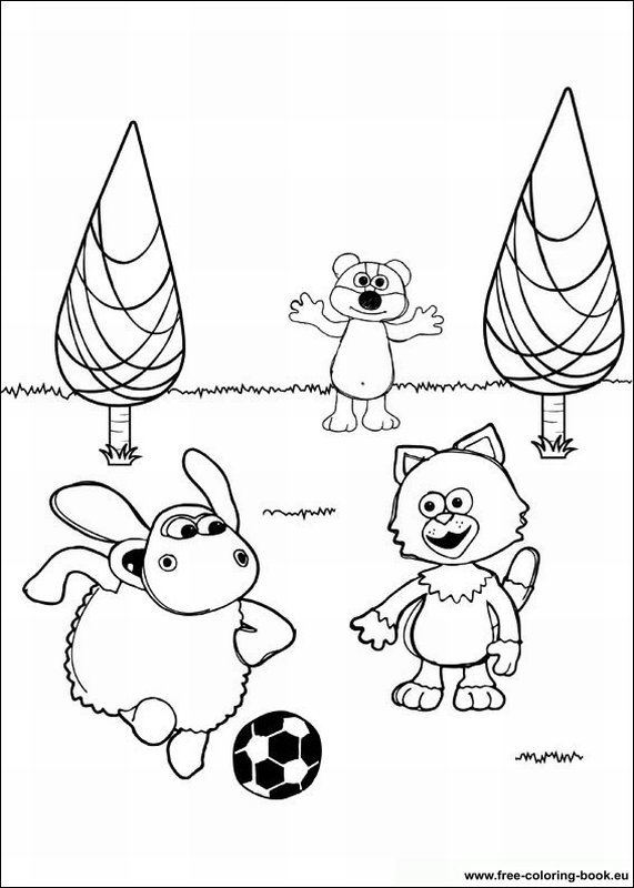 Coloring Pages Timmy Time