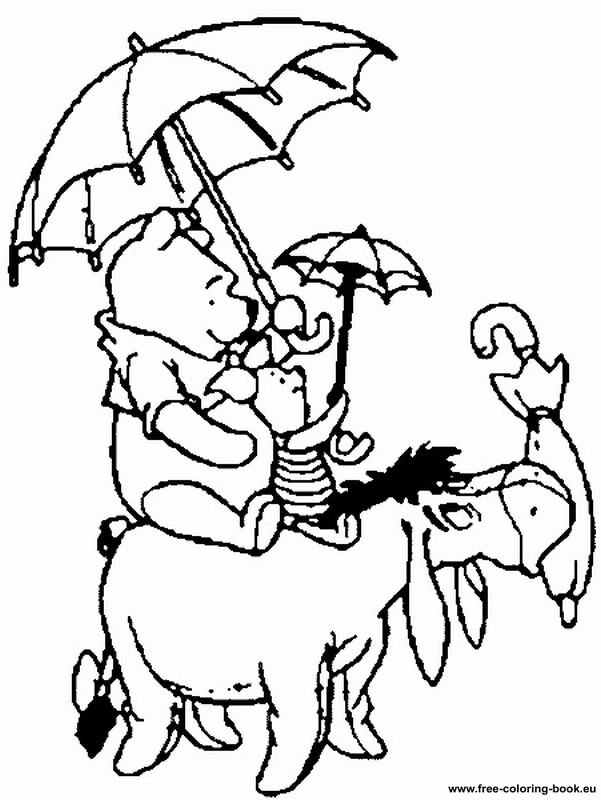 ... Pictures baby pooh coloring pages page 2 disney winnie the pooh tigger