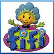 Coloring Pages Fifi and the Flowertots