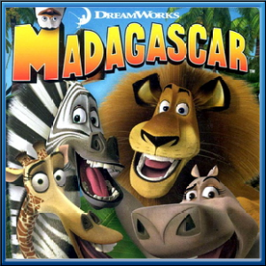 Coloring Pages Madagascar