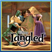 Coloring Pages Tangled (Disney)