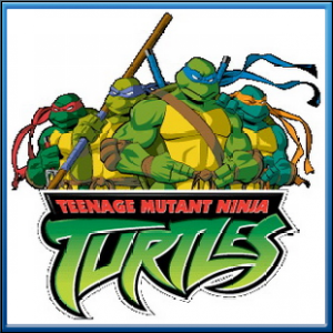 Coloring pages Teenage Mutant Ninja Turtles TMNT Page 1